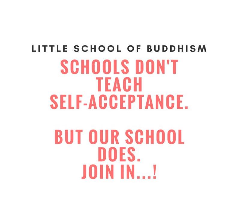 Schools Don't Teach Self-Acceptance. But Our School Does.