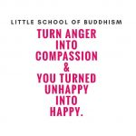 Turn Anger Into Compassion
